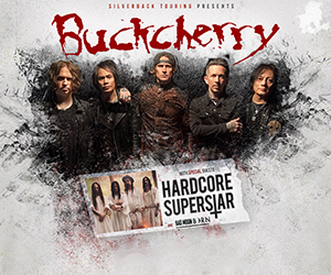 buckcherry hysteria