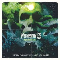 wednesday 13 hysteria