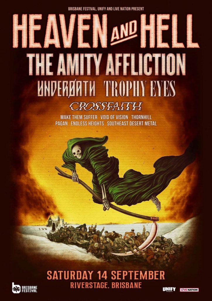 amity hysteria
