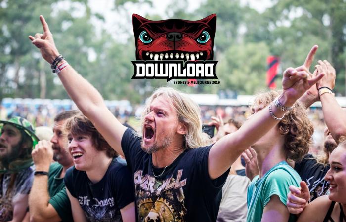 DOWNLOAD AUSTRALIA // Announces 2020 Dates & Venues