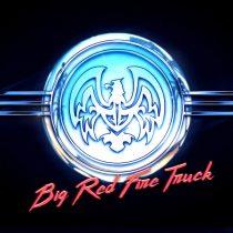 big red fire truck hysteria