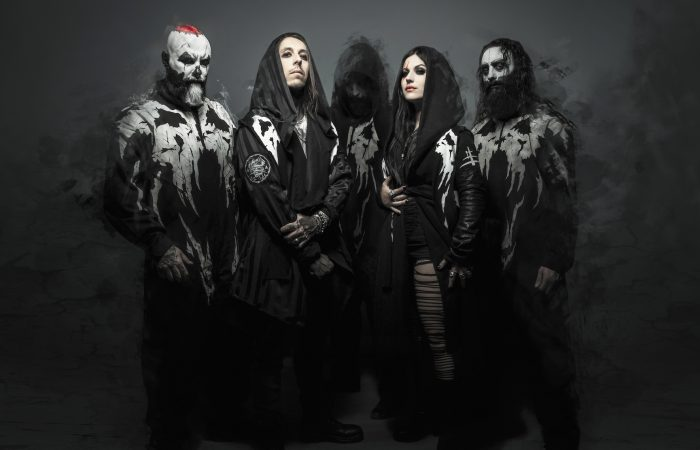 LACUNA COIL // To Master Darkness