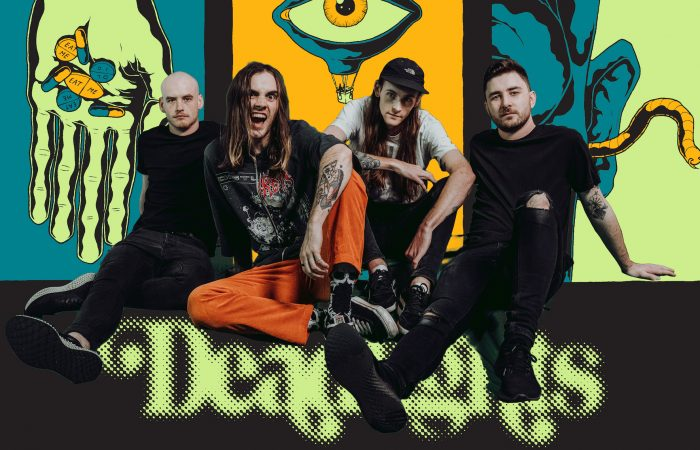 DEADLIGHTS // Return With New Single 'Sugarcoated Psychosis'
