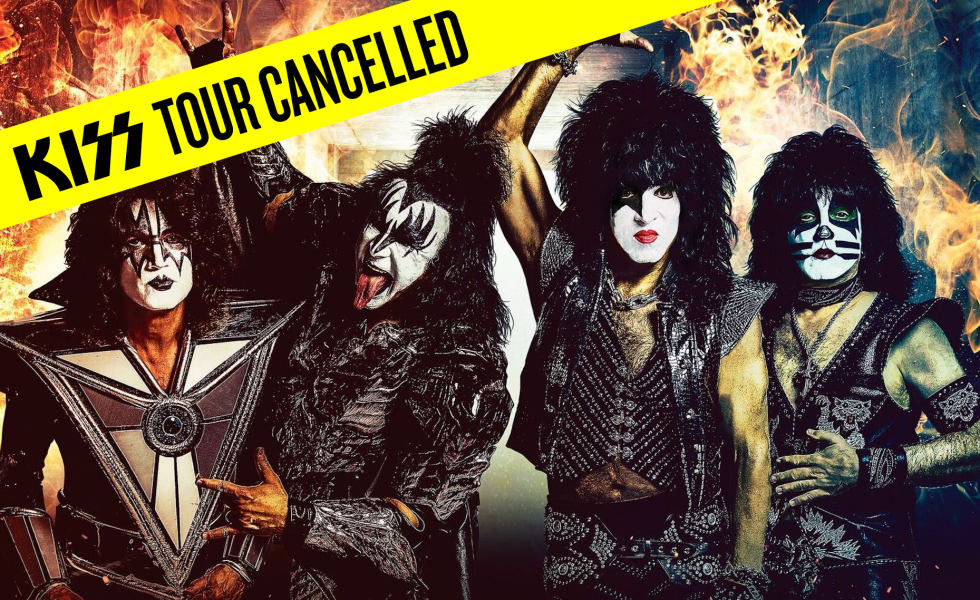 KISS // Cancel 'End of the Road' Australian Tour