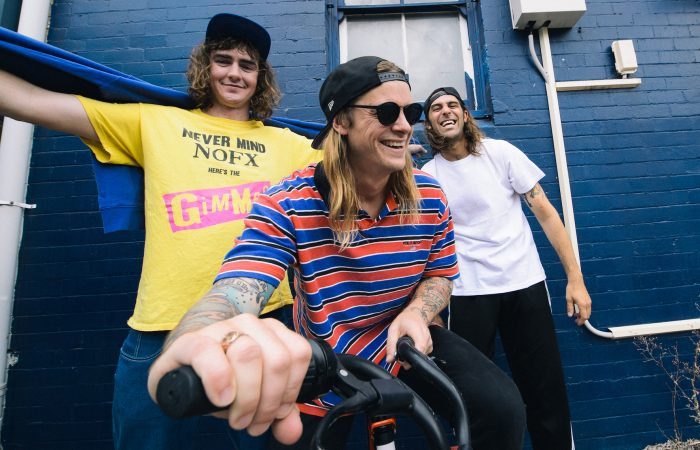 DUNE RATS // Announce 'Hurry Up And Wait Tour'