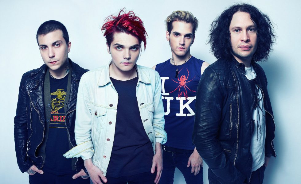 my chemical romance hysteria