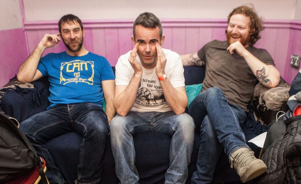 MCLUSKY* // Reformed And Back In Oz This January