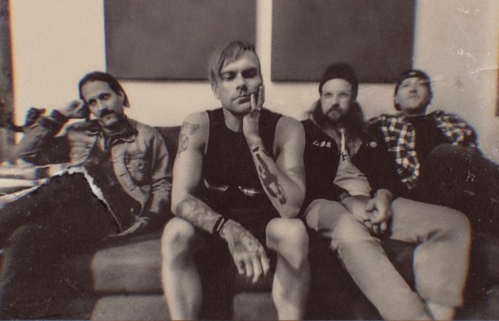 THE USED // Straight Into The Rawring 20s