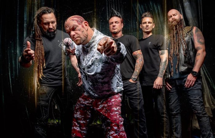FIVE FINGER DEATH PUNCH // A Band Of The People