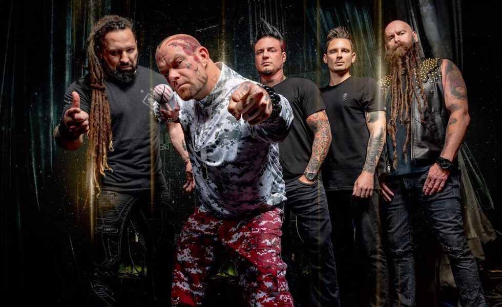 five finger death punch hysteria
