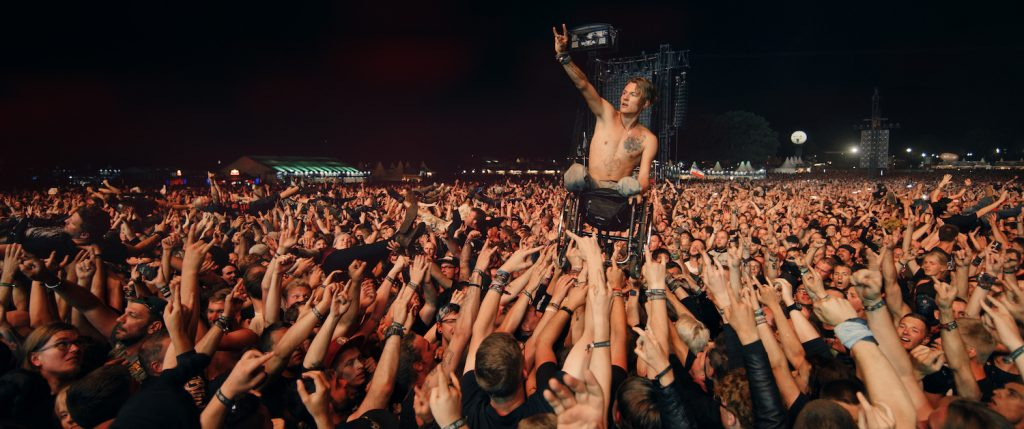 parkway drive hysteria
