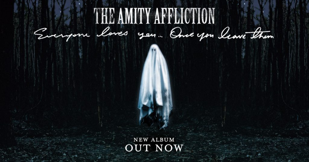 amity affliction hysteria