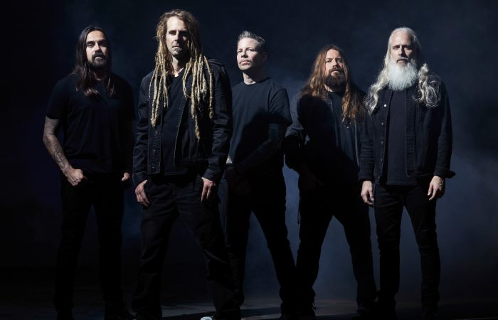 LAMB OF GOD // Metal Gods Return With First New Music In 5 Years