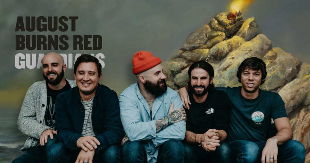 august burns red hysteria