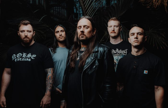 THY ART IS MURDER: 'HUMAN TARGET' AUSTRALIAN TOUR // Five Reasons You'll Want To See This