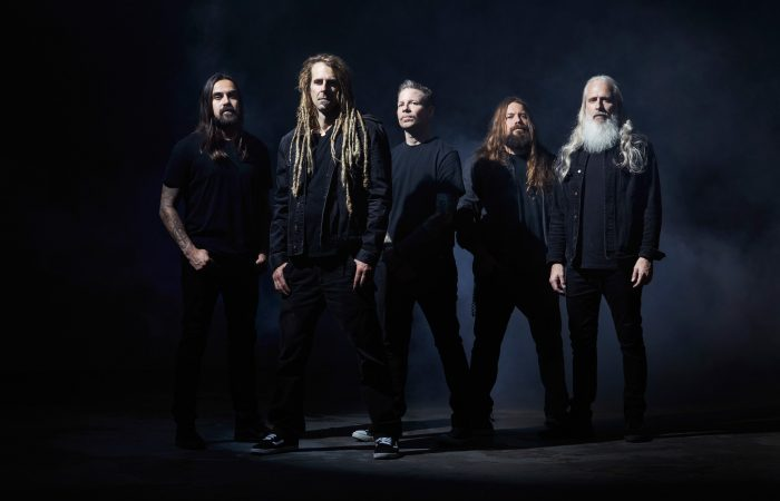 LAMB OF GOD // Watch Mark Morton Discuss New Singles + New Drummer