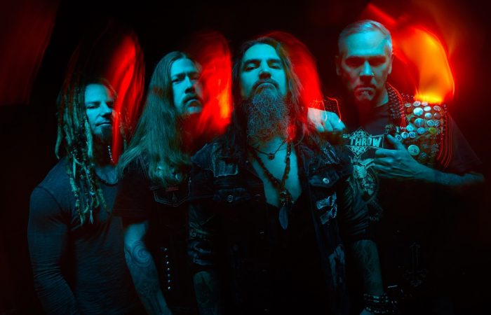MACHINE HEAD // Celebrate 'Burn My Eyes' Silver Jubilee With Special Oz Tour
