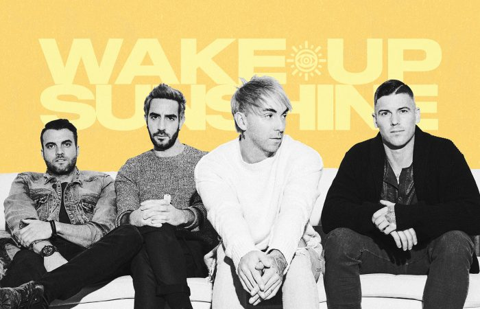 ALL TIME LOW // Wake Up, Sunshine