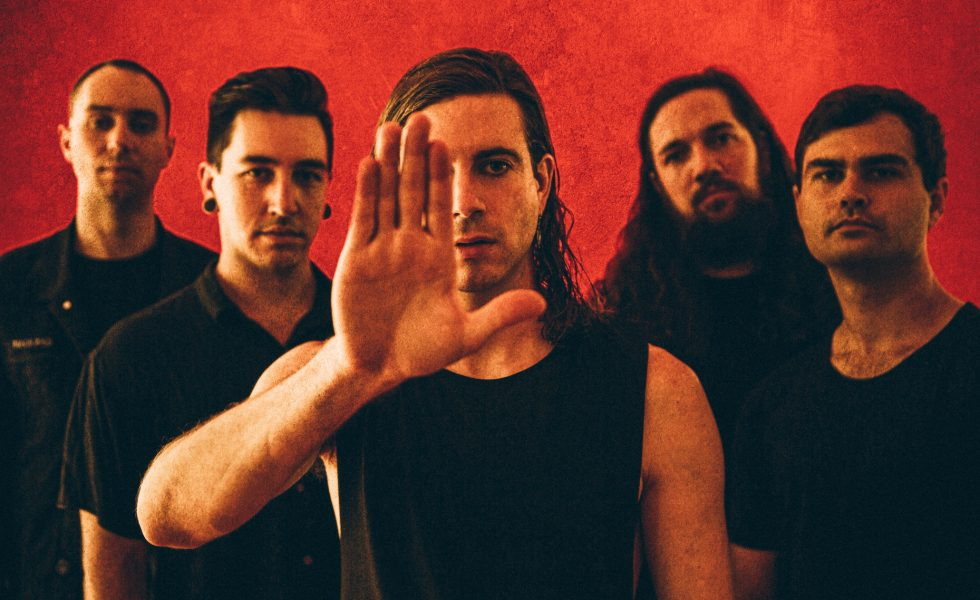"""IN HEARTS WAKE // Drop New Single & Video """"Hellbringer"""" featuring Jamie Hails of Polaris"""