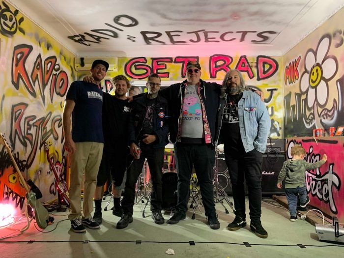 radio rejects hysteria