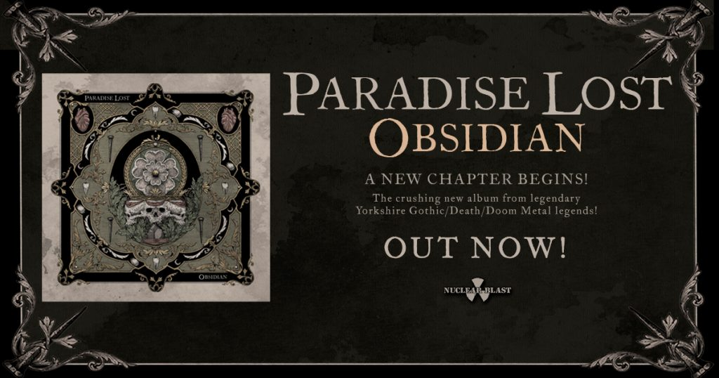 paradise lost hysteria