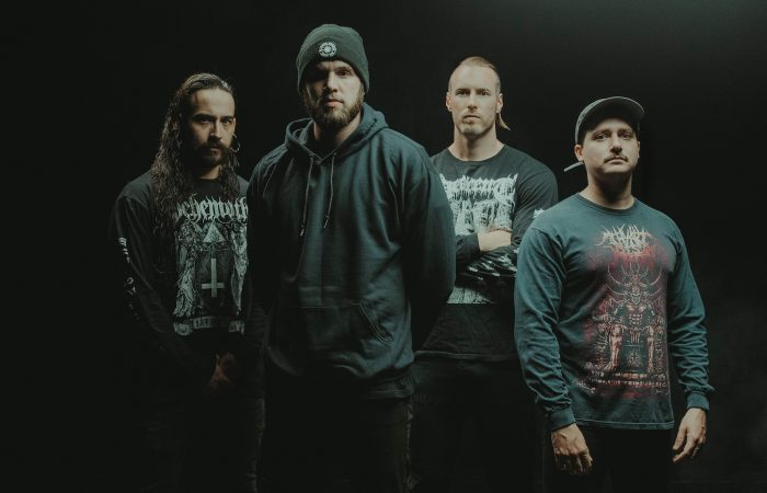 AVERSIONS CROWN // Share New Single + Video 'Born In The Gutter'