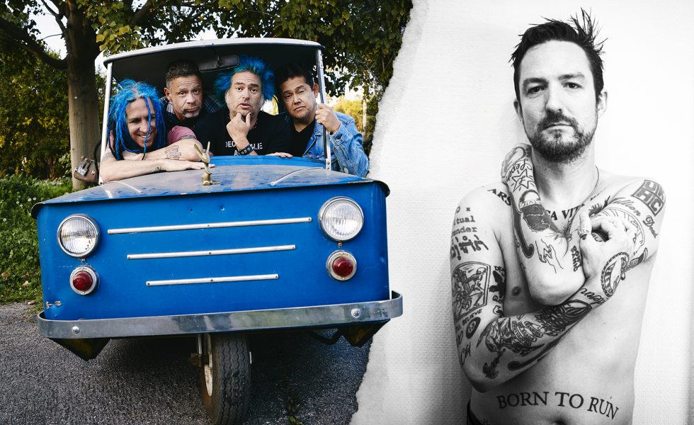 NOFX & FRANK TURNER // West Coast Vs. Wessex