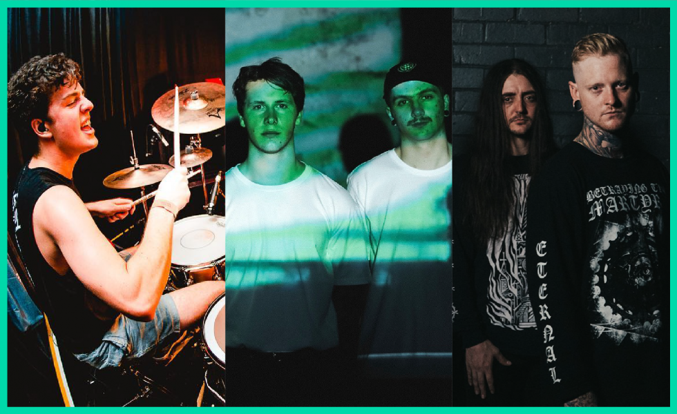 SOUNDS OF THE UNDERGROUND // 3 Melbourne Bands You Need To Know Now!