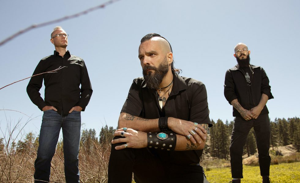 TIMES OF GRACE // Jesse Leach On How The New Record Captured Him Reconstructing From The Ground Up