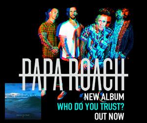 Papa Roach Hysteria