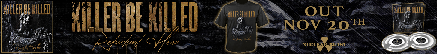 killer be killed hysteria